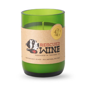 Rescued Wine