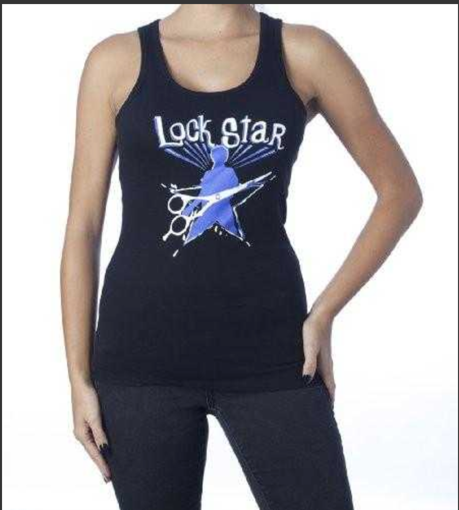 Lock Star Tank Top
