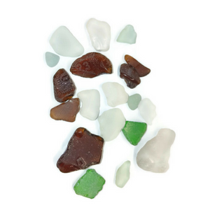 Lake Superior Beach Glass