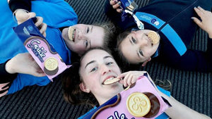 Stuff NZ - Invercargill girl guides Sell-ebrates 60 years of biscuits!