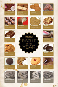 Guide Biscuits in the running for Biscuit of the Year!