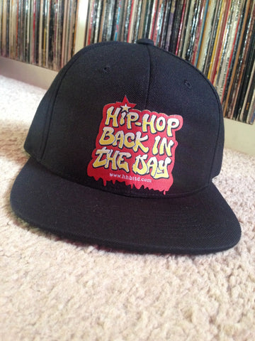 HHBITD SNAP BACK CAPS