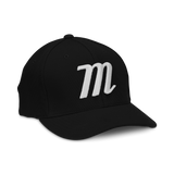 M LOGO STRETCH HAT
