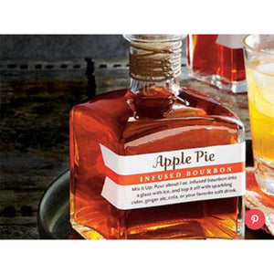 A Delicious Twist: Apple Pie-Infused Bourbon
