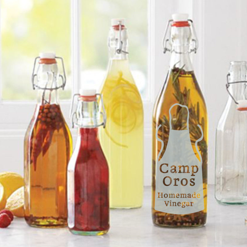 Infused Oil and Vinegars are Outstanding Gifts!  Try out these recipes.