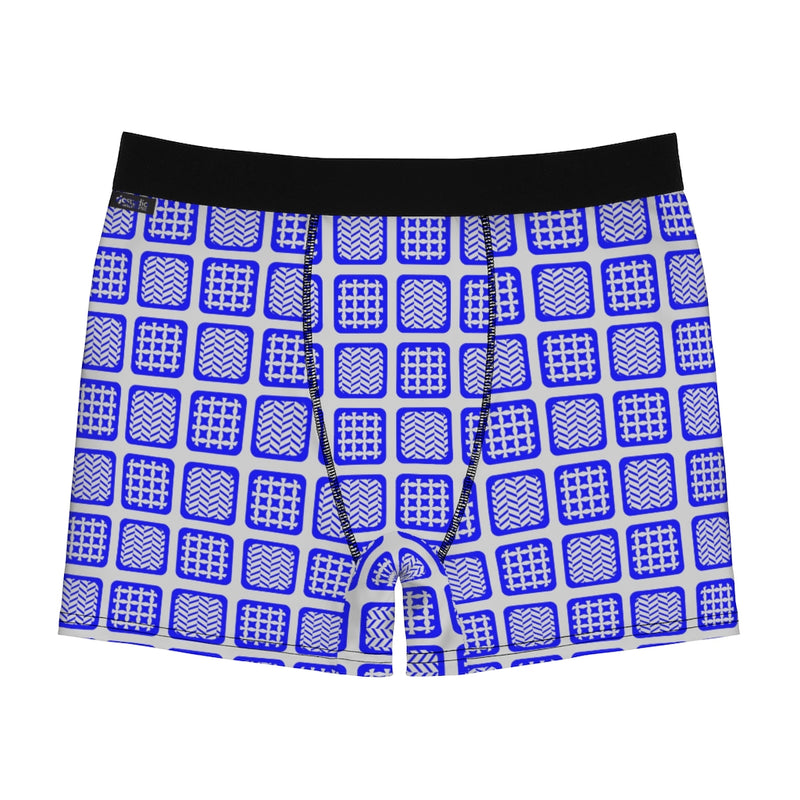 Cufflink Mosaic Men's Boxer Briefs