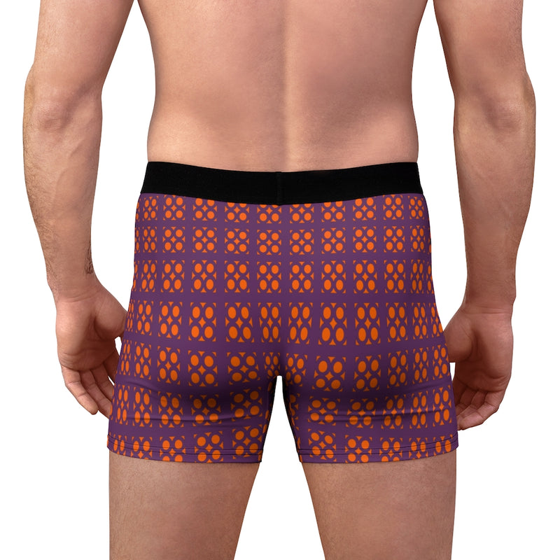 "Lantern ""Ovals"" Men's Boxer Briefs"