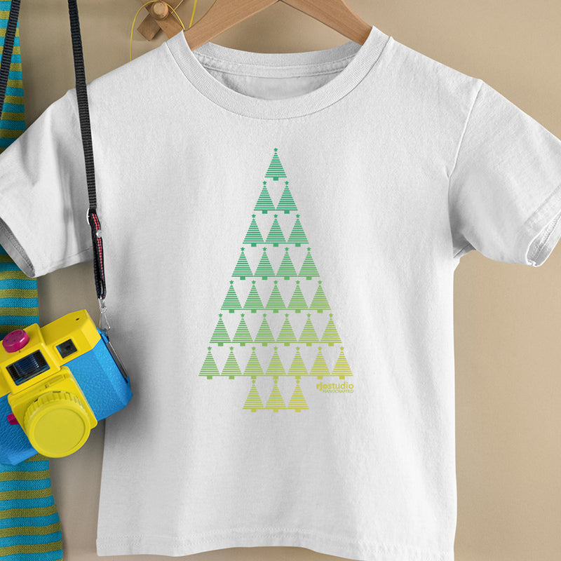 Christmas Tree: Toddler T-Shirt