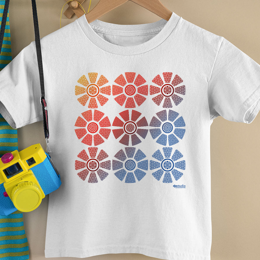 Flower Power: Toddler T-Shirt