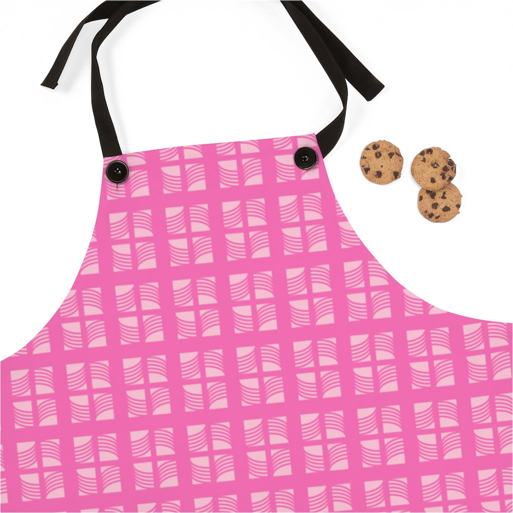 "Lantern ""Waves"" Apron"