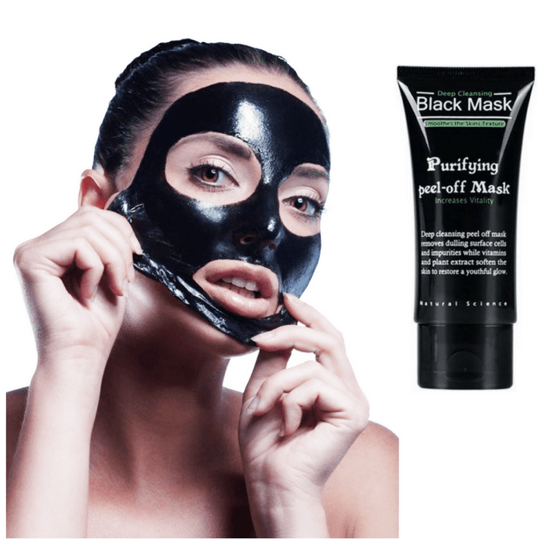 Blackhead Remover - Black Purifying Peel Off Mask | Freaky Inventions