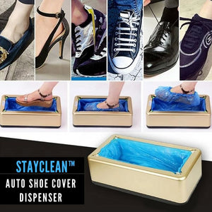StayClean™ Auto Shoe Cover Dispenser