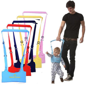 Baby Walking Assistance Safety Harness | Freaky Inventions