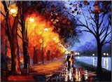 Fiery Nigh after Rain VanGogh Kit | Freaky Inventions