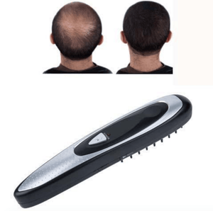 Laser Hair Regrowth Massager Comb | Freaky Inventions