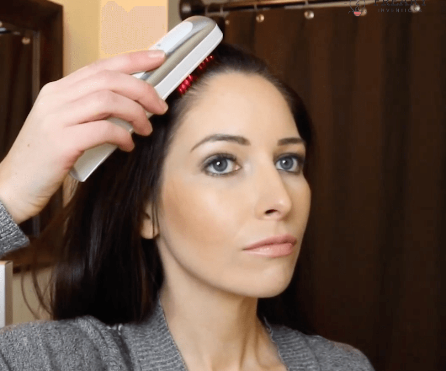 In-Home Laser Hair Growth Device (Exclusive Deal) | Freaky Inventions