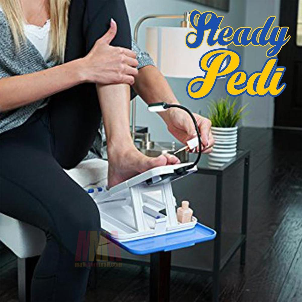 Perfect In-home Pedicure System | Freaky Inventions