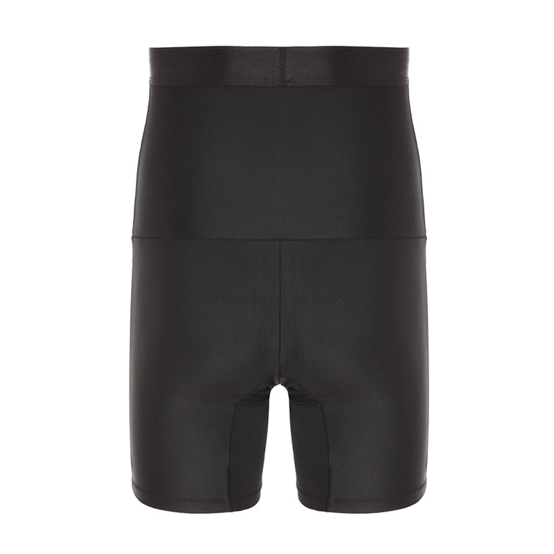 Men Body Shaper Slimming Shorts High Waist Shapewear Modeling Boxer Briefs Stretch Tummy Control Ultra Lift Girdle Underwear | Freaky Inventions