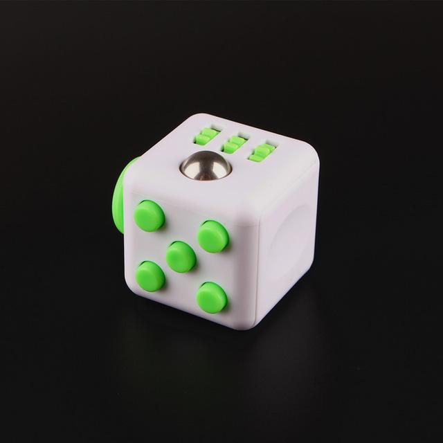 Fidget Cube (Random Color) | Freaky Inventions