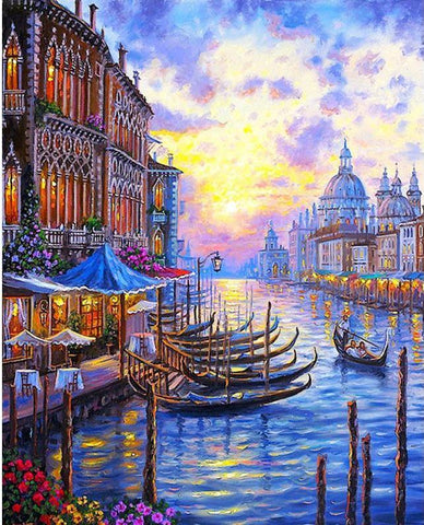 Shallow River in Venice VanGogh Kit | Freaky Inventions