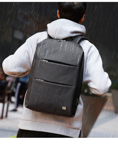 Water Repellent High Capacity Backpack | Freaky Inventions