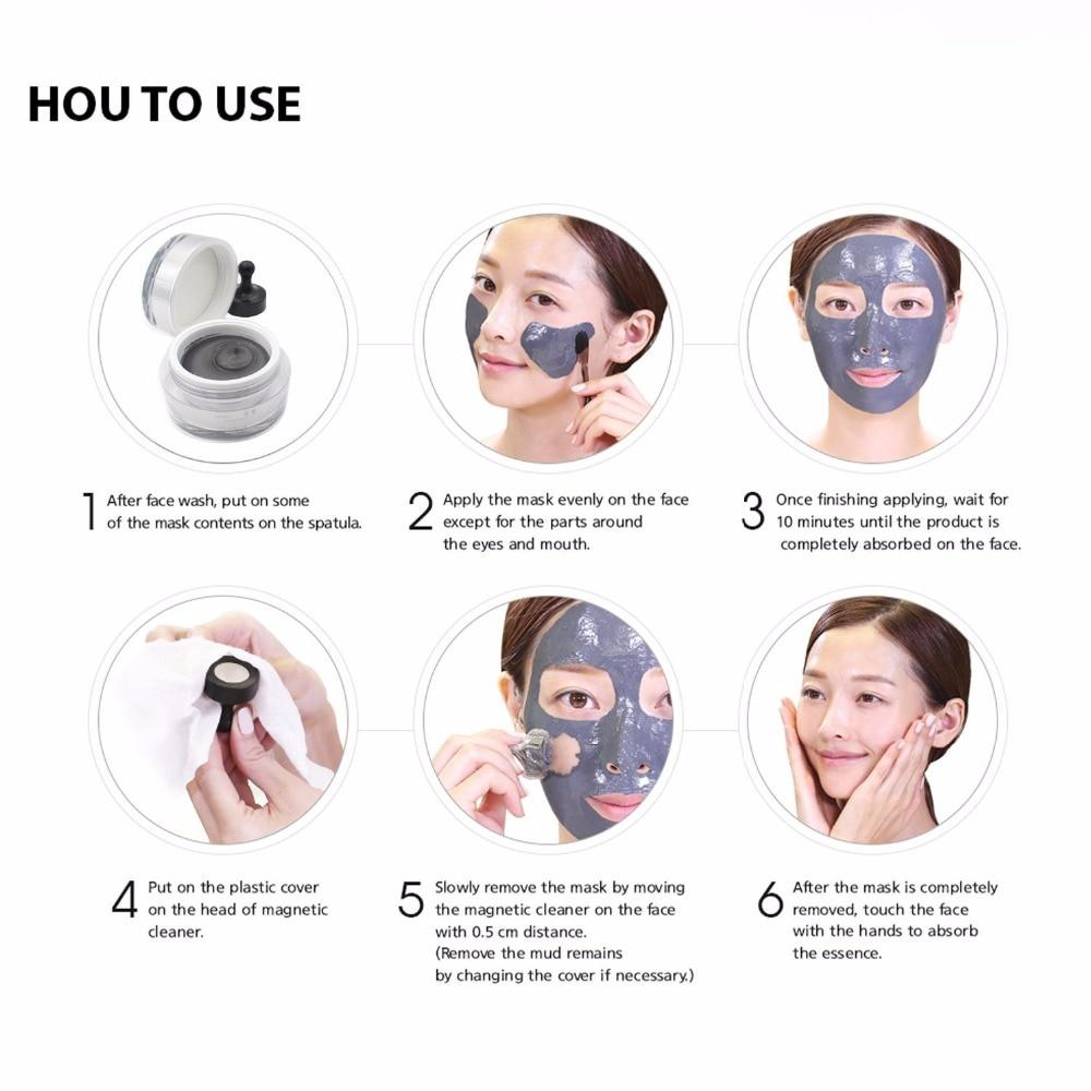 Advanced Formula: Magnetic Mineral Mask | Freaky Inventions