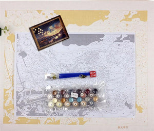 Magical Fireworks at the Nightshade VanGogh Kit | Freaky Inventions