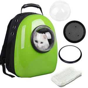 Smart Pet Carrier Backpack | Freaky Inventions