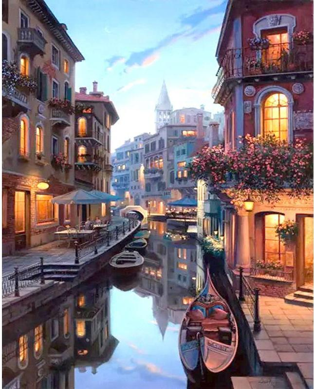 Calm Venice Evening VanGogh Kit | Freaky Inventions