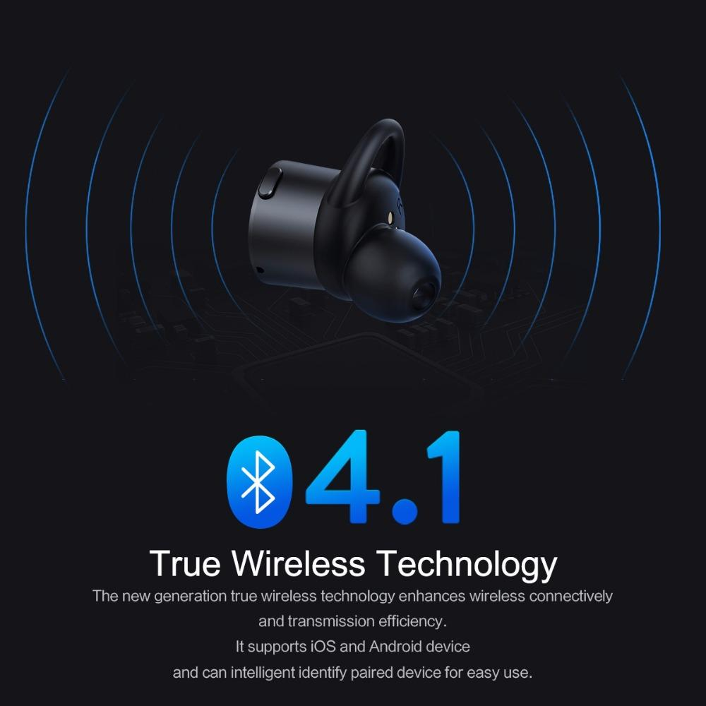 True Wireless Bluetooth Stereo Earphones | Freaky Inventions