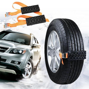 Ultimate Anti-Skid Tire Solution | Freaky Inventions