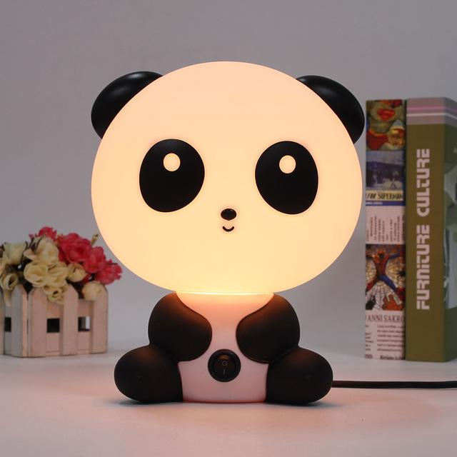 Lovely Cartoon Animal Sleep Time Desk Lamp | Freaky Inventions