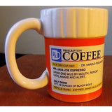 Prescribed Coffee Mug | Freaky Inventions