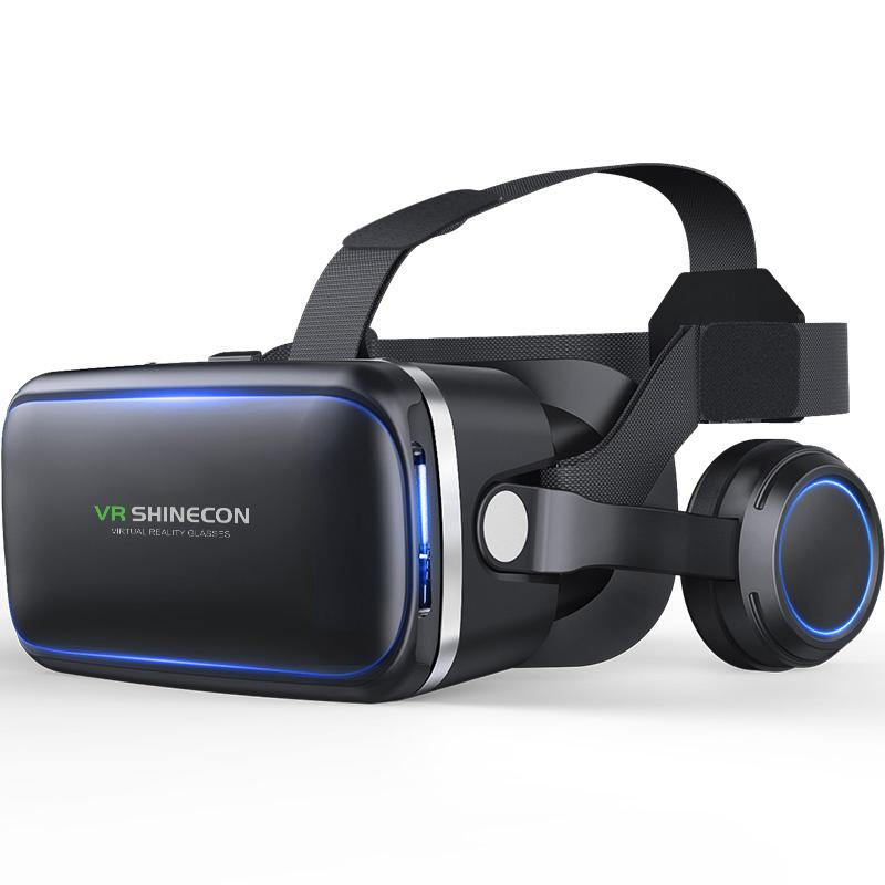 Virtual Reality Glasses Headset For iPhone & Android | Freaky Inventions