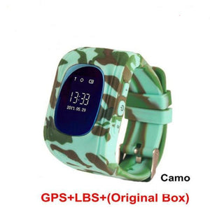 Kids GPS Tracker Smart Watch | Freaky Inventions