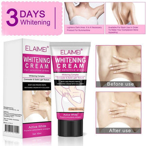 Underam Whitening Cream for Women | Freaky Inventions