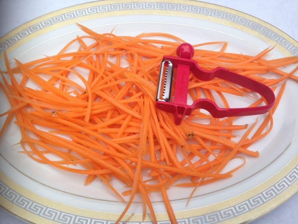 Stainless Steel Trio Peeler | Freaky Inventions