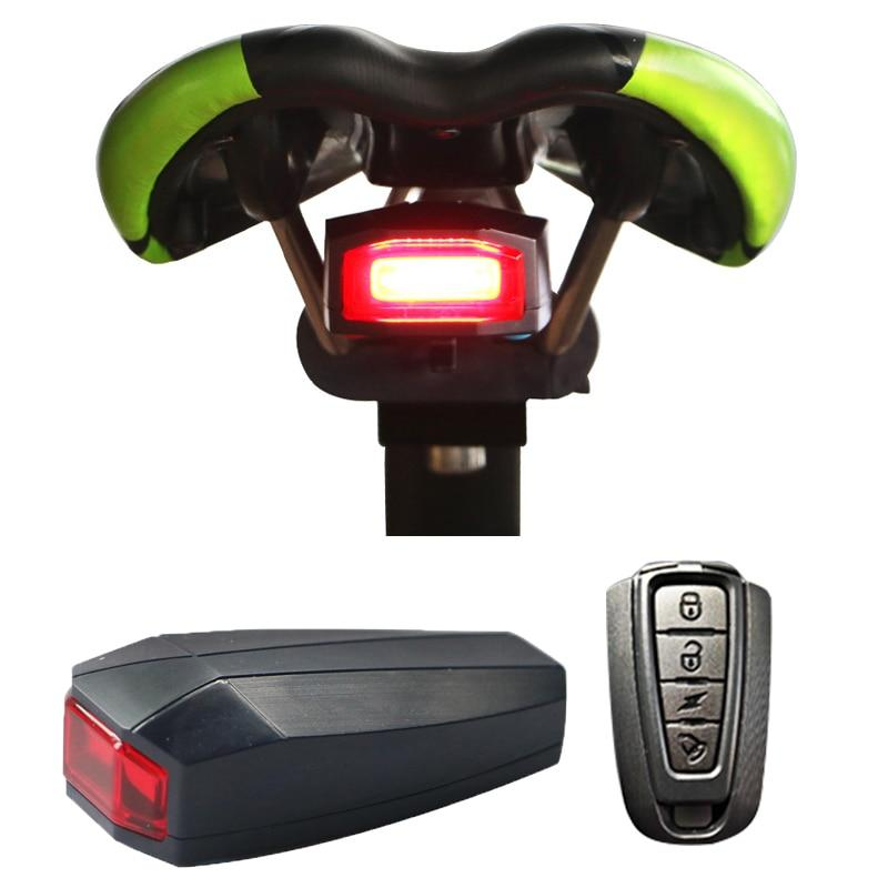 4-in-1 Anti-Theft Bike Alarm Lock | Freaky Inventions