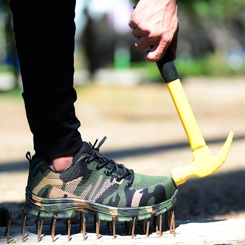 Outdoor Military Shoes | Freaky Inventions