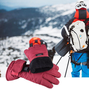 Premium Rechargeable Heated Gloves