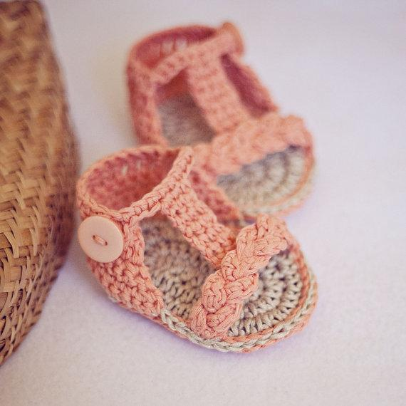 LIMITED Crochet Gladiator Sandals | Freaky Inventions