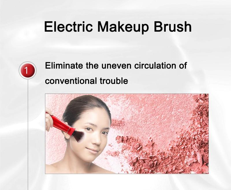 Electric Cosmetic Makeup Brush Tool | Freaky Inventions