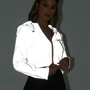 PartyNight™ Reflective Jacket | Freaky Inventions