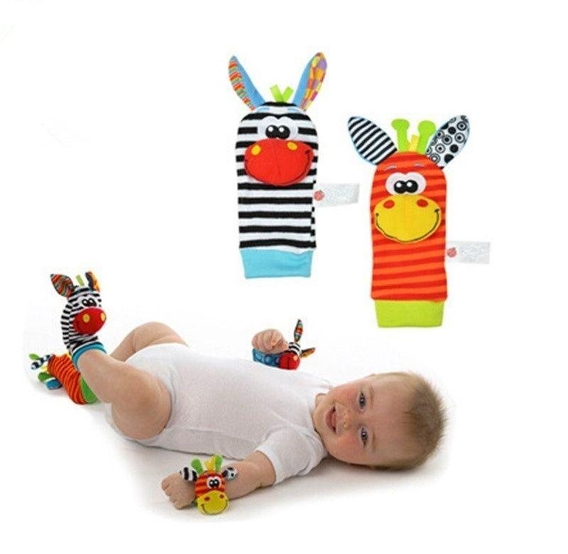 Shapely Plush Toys  for Newborns | Freaky Inventions
