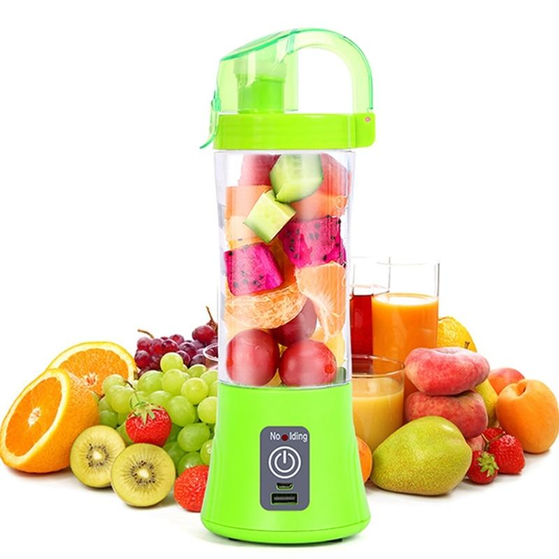 450ml Best Portable Blender for Smoothies Mixer USB Rechargeable Juicer | Freaky Inventions