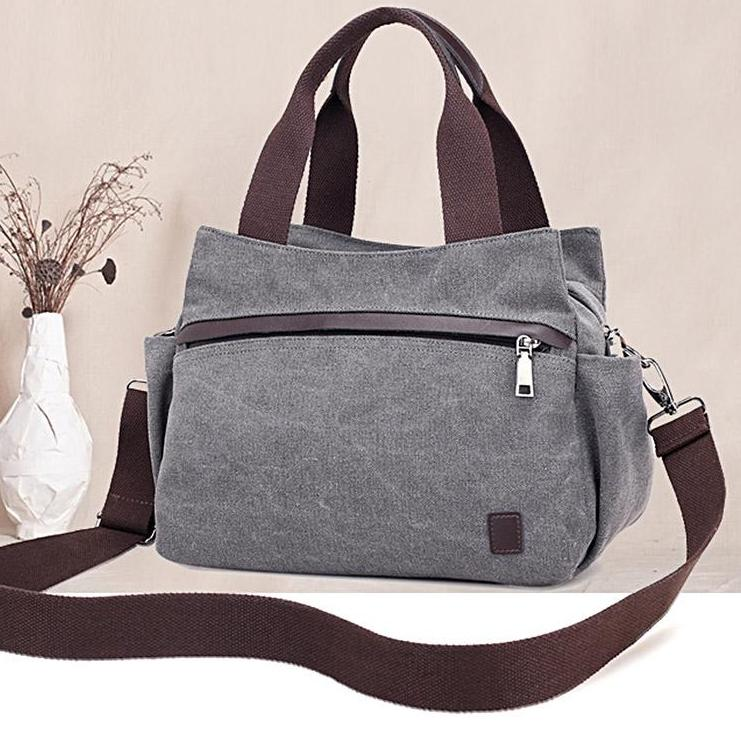 Soft Canvas Outback Bag | Freaky Inventions
