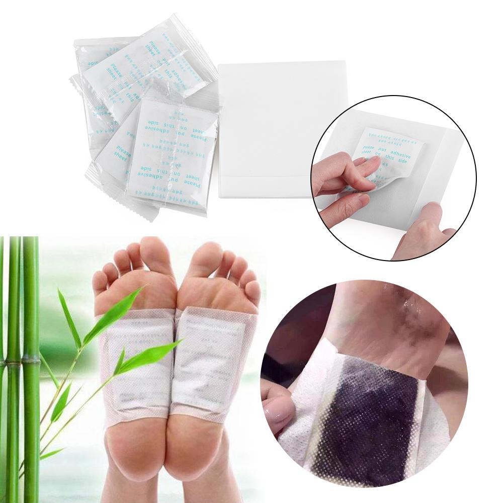 Anti-Swelling Ginger Foot Detox Patch | Freaky Inventions