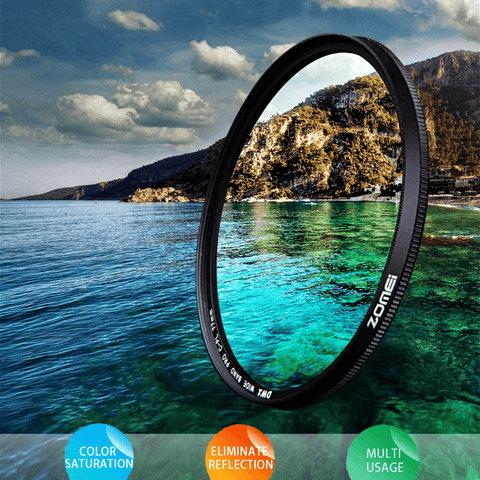 Professional Polarized Filter Lens | Freaky Inventions