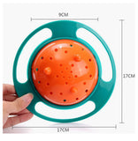 Universal 360 Degree Spill-Proof Bowl