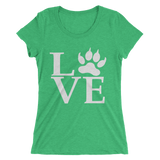 Cat Lover's Cat Paw T-Shirt